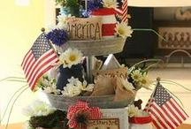 JULY 4TH IDEAS FOR FAMILIES | SEEKANDREAD / July 4th is coming and we need some ideas. I'm guessing you're already wondering: What you'll be cooking for July 4th, How to decorate the house, How you'll be entertaining the kids. Here you can find the best ideas for July 4th.  www.seekandread.com