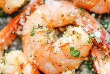 My Chesseta Shrimp