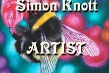 Simon Mark Knott ~ Artist Artgallery / Simon Mark Knott B.A. - Fine Artist - Impressionistic Art ARTGALLERY, Oil Paintings, Acrylics, Oils, ArtPainting, OriginalArt, NewArt, ImpressionistArt, FineArt, FineArtist,