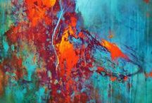 Simon likes Creative Abstracts / Abstract Inspiration Creative FineArt Artists Oilpaintings AcrylicPaintings Watercolour Paintings Oils Acrylics MixedMedia Mixed Mediums by top international artists ! That I LIKE  Simon  =^.^=