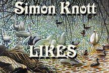 Simon Knott * Likes this ! / Simon Knott Artist * LIKES THIS !