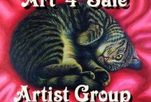 Art 4 Sale   Artist Group / Art 4 Sale Only please ~ Artworks or Products with your Artworks ! Art Gallery   Art Gallery   Fine Art America   To join you can follow group and comment on my art ~ Simon =^.^=