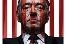 House Of Cards / Book & TV series