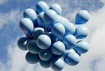 balloons & flowers. / by Anne Marie Lovell