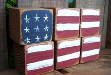 Patriotic / 4th Of July / I pledge... / by Mary LeSueur