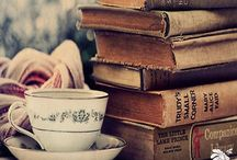 He fed his spirit with the bread of books.  -Edwin Markham / by Kyra Fullmer