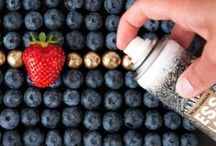 healthy and/or yummy! / by Alexandra Milano