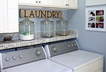 Laundry Rooms / Wash fold repeat