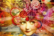 Art ( I Heart ) / It's a mixed bag & it seems I love everything... / by Dawn Dalrymple