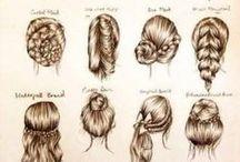 Hair / by Briana Bednarski