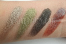 Eyes / Swatches