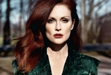 Red Heads / COUTURE COLOUR features the hottest celebrity hair and beauty experts. www.couturecolour.com / by Couture Colour