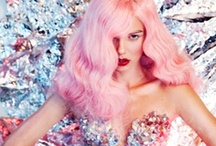 Rainbow Hair / COUTURE COLOUR features the hottest celebrity hair and beauty experts. www.couturecolour.com  / by Couture Colour