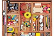 De-Clutter Your Life! / Organize your life with these useful tips.