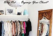 Time to get organized / by Jenn