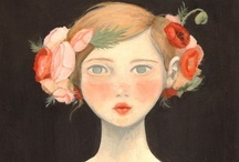 illustrations / I like illustrations, mainly in children's books. They are not less important than the story written by words. Illustrations tell their own story. / by Vered Gabay