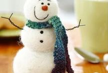 Christmas Crafts... / by Staceyanne Fontana