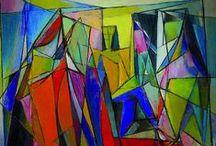 Cubism / by Vered Gabay