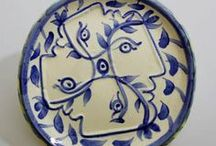 Ceramics by Pablo Picasso / by Vered Gabay