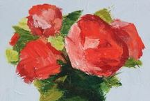 Floral Paintings / by Vered Gabay
