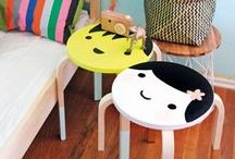 Crafts for the Home / Crafts and DIY projects for making a house a home.