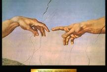 Michelangelo Buonarroti / by Vered Gabay