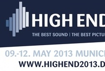 hifipig.com goes to High End Munich 2013 / This really was the Hi Fi show of the year!  hifipig.com had a great time at the show 9 - 12th May 2013....please click through to see our High End Munich 2013 Show reports and pin your pics from the show too!
