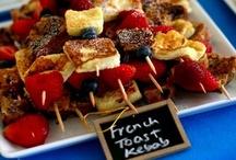 Breakfast Foods / by Starla Portell