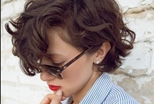 Short / Our favorite short hair styles.  The most luxurious hair colour in the world, powered by PEQUI OIL. www.couturecolour.com / by Couture Colour