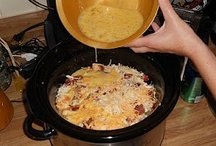 Food - Crockpot / by Carrie Fung