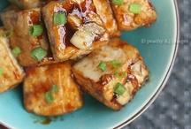 Food - Tofu & Veggies / by Carrie Fung