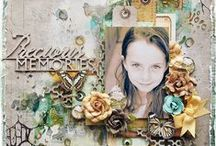 Marta's Scrapbooking Pages