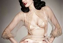 Retro-Inspired Styles / Vintage and retro-inspired lingerie and swimwear, with a modern twist.