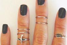 Jewels, Precious Jewels. / by Kyra Fullmer