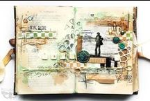 Inspirational Journals / by Marta Lapkowska (Maremi's Small Art)