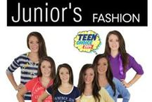 Juniors Clothing / by Street Moda