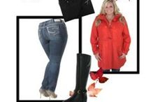 Trendy plus size clothing / by Street Moda