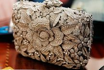 Evening bags and fashion clutches / Clutches, new and vintage.