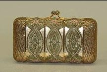 Vintage Bags / Lucite, Deco, and other amazing purses and clutches from another era.