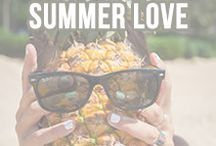 Summer Love with Vans and the Pineapple Skull / Summer fun staring VANS