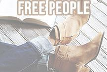 Free People Comfort / Free People shoes and style