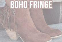 Western Fringe / Western Fringe boots and fashion