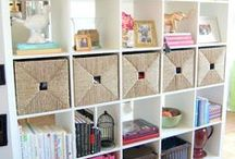 Home Ideas, Decor, Organisation / Ideas to decorate, organize and live in your home.
