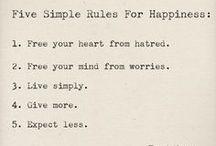 Words of Wisdom / by Jennifer Morris