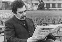 Un repaso de la vida de Gabo / Gabriel García Márquez falleció a los 87 años en México.  Su legado es y será fuente de inspiración para los reporteros y editores. / by Cdperiodismo