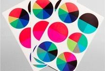 Colour Palettes / by Amy Beadle