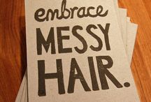 i love hair! / by Olivia Castro
