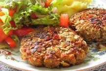 Lentil Bean and Veggie Burgers / by Allison Kaseman