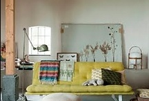 Mix style interior