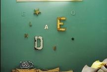 Wall & Shelf arrangements
